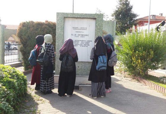 Sakarya'dan Bosna Şehitliğine Ziyaret