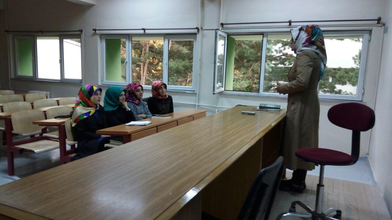 Erzurum İlçe Hanımlar Komisyonu Başkanları İstişare Toplantısı