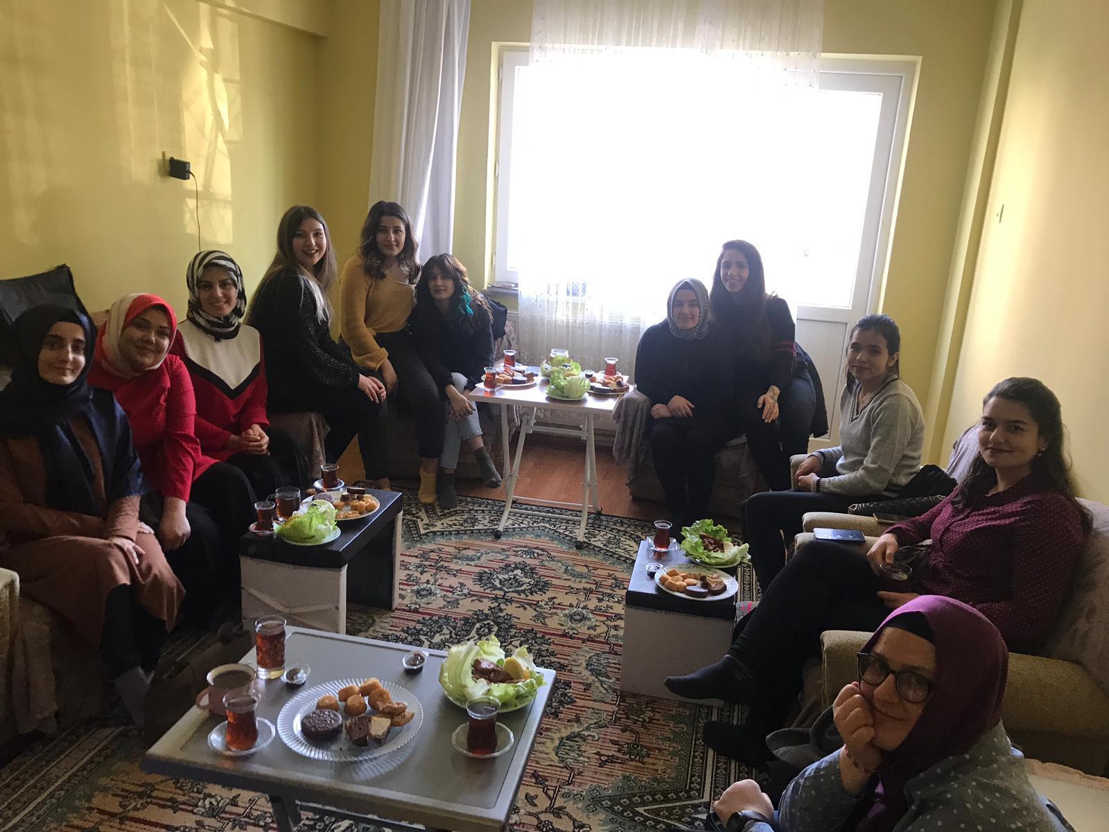 Amasya'da İstişare ve Bilgilendirme Toplantısı