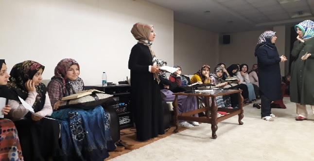 Bartın Hanımlar Komisyonu Haftalık Olağan Toplantısı