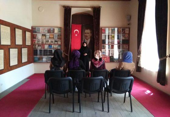 Erzurum'da İstişare Toplantısı