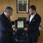 Emniyet Genel Müdür Yardımcısı Mustafa Çalışkan'ı Ziyaret